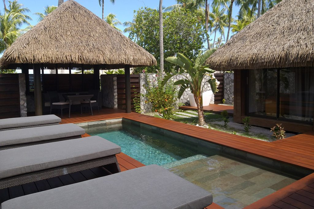 Family Suite with pool